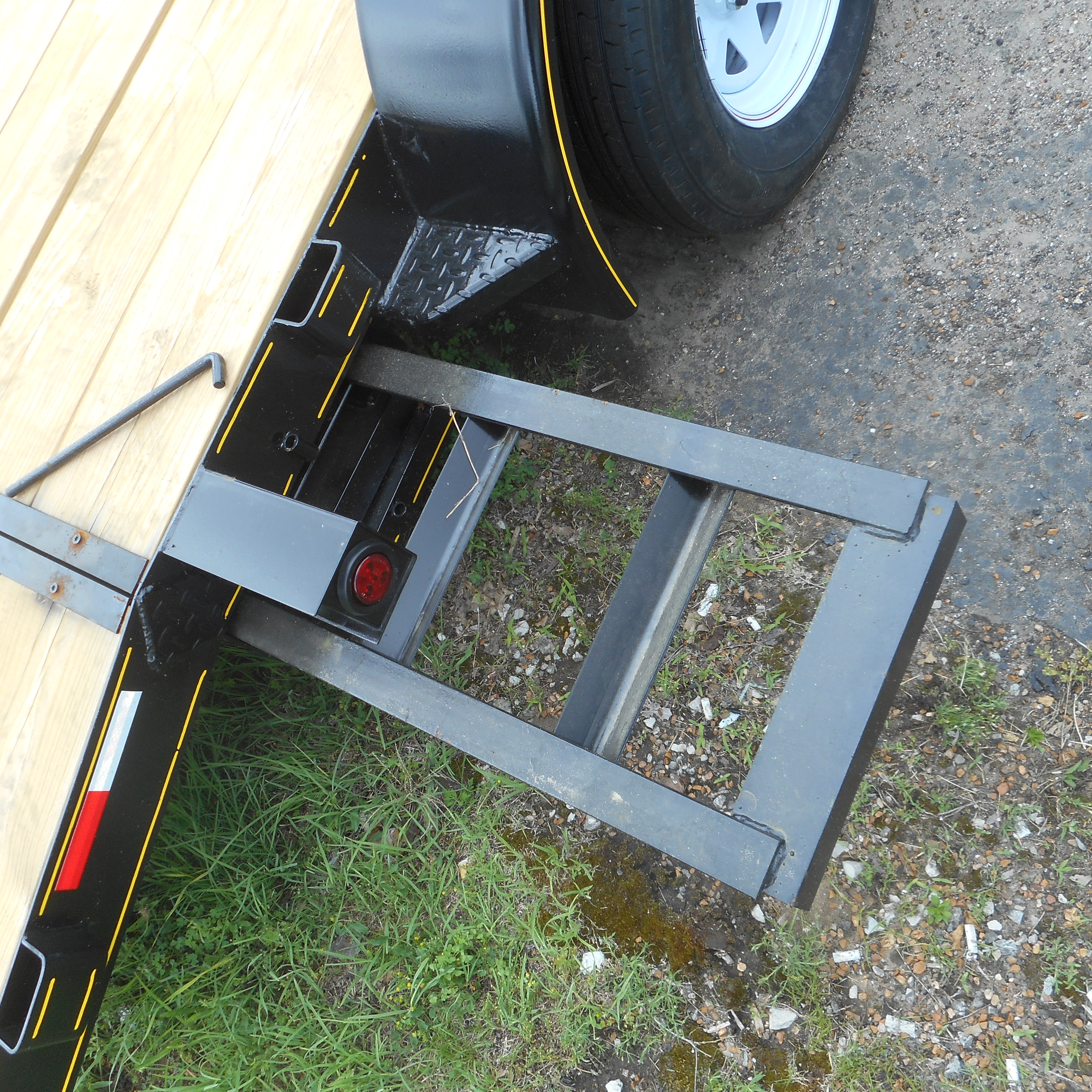 Wiring Tail Lights On A Flatbed
