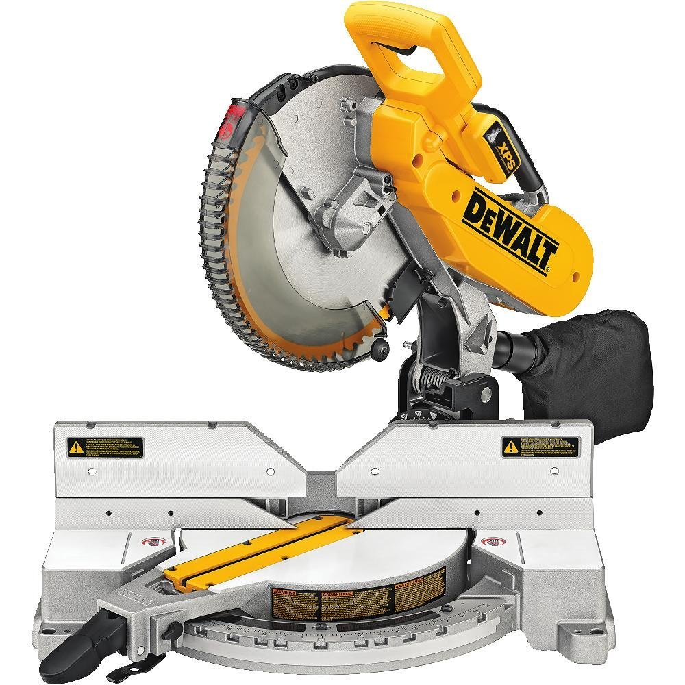 Dewalt Dw716xps Compound Miter Saw With Xps 12 Inch